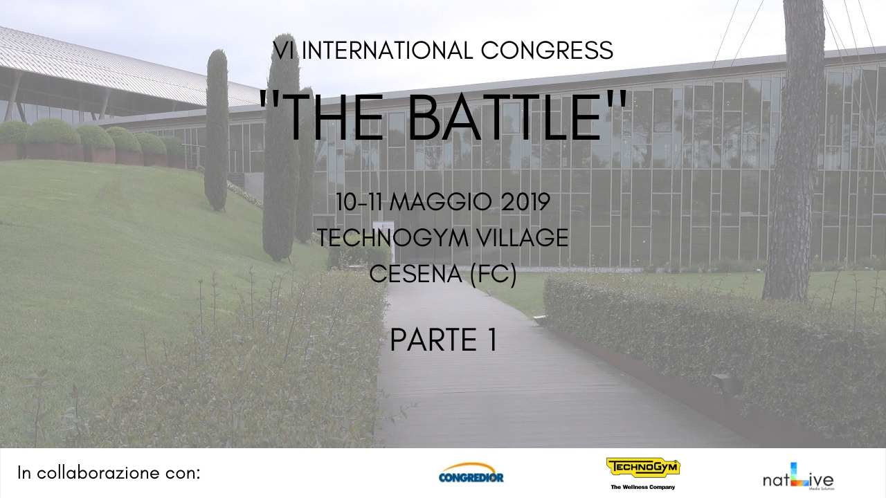 The Battle 2019 - Live From Stage - Parte 1