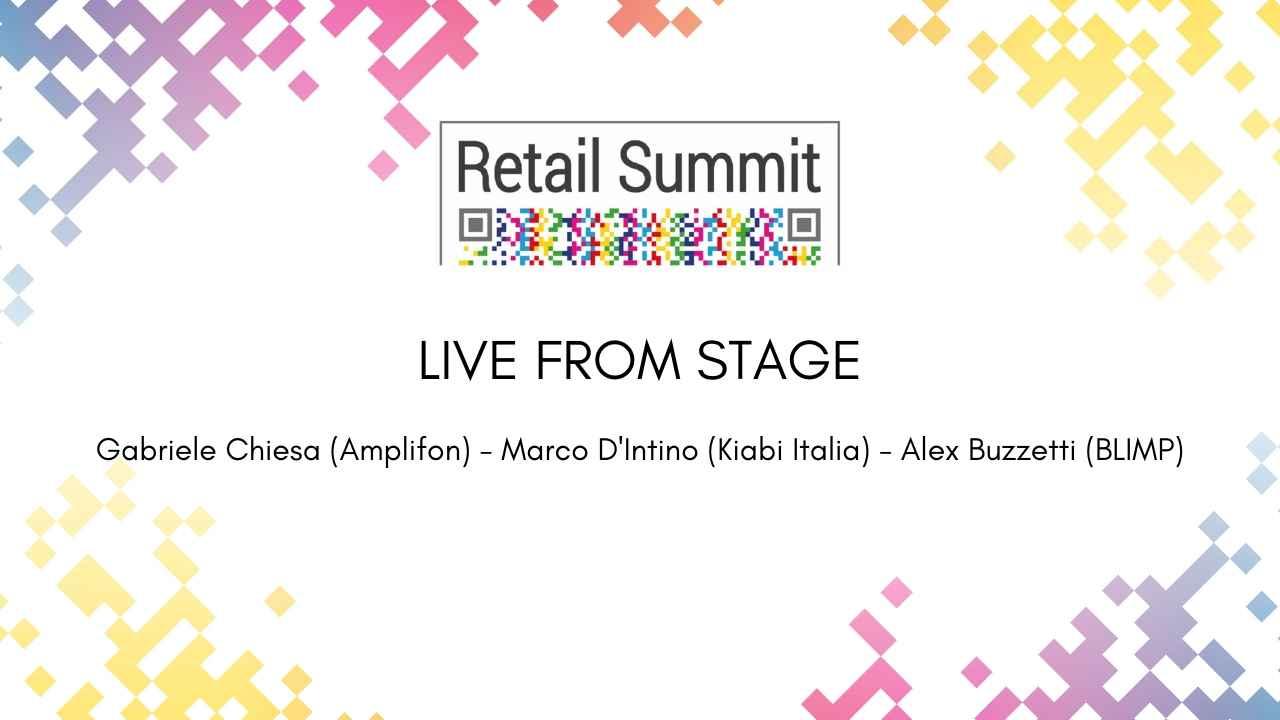 Live From Stage - Gabriele Chiesa, Marco D'Intino e Alex Buzzetti