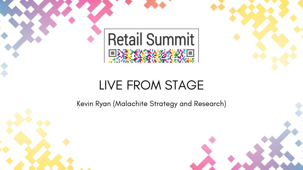 Live From Stage - Kevin Ryan