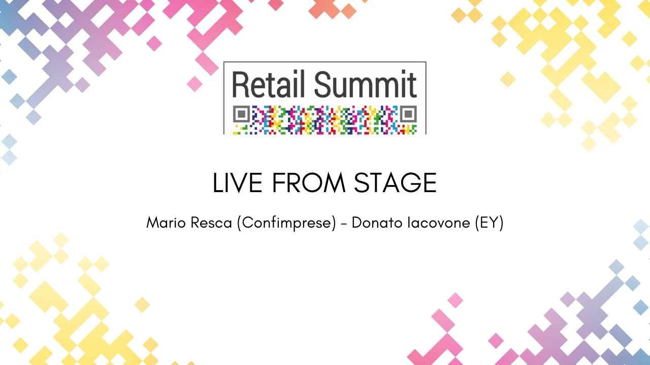 Live From Stage - Mario Resca e Donato Iacovone