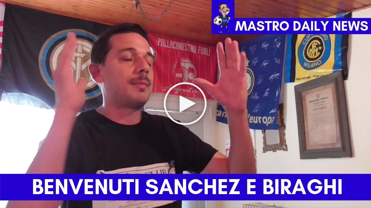 Benvenuti Sanchez e Biraghi