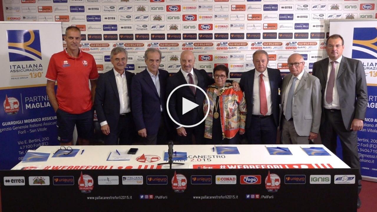 Presentazione Sponsor Maglia 2019-2020 - Integrale