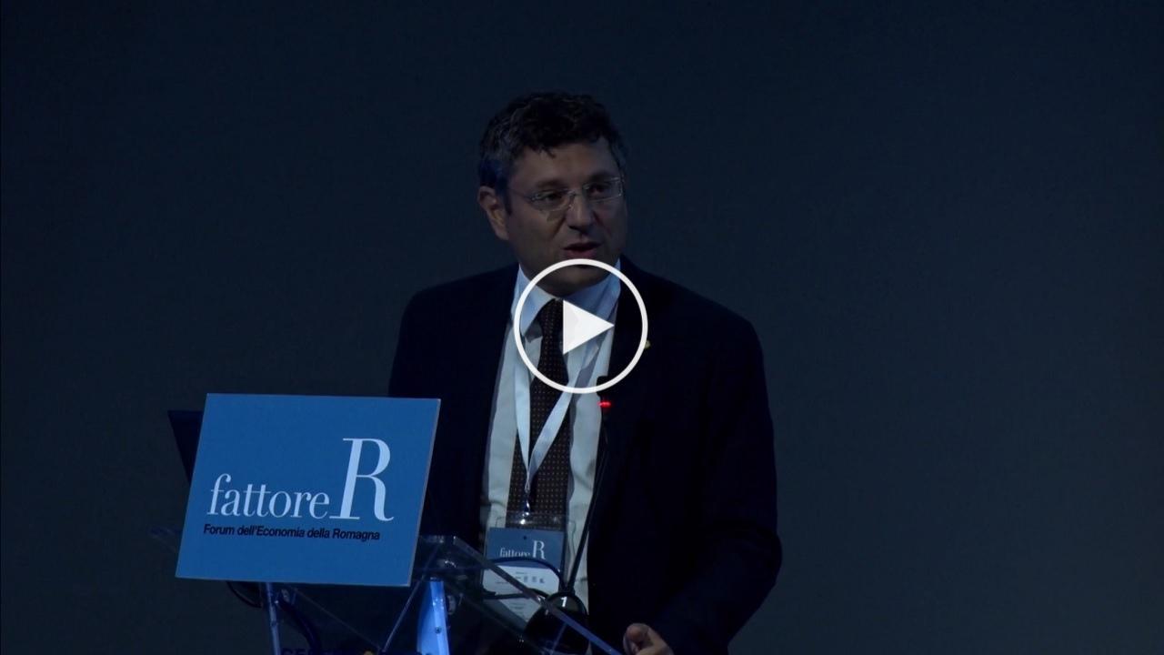 fattore R - Intervento Francesco Ubertini, Magnifico Rettore, Alma Mater Studiorum - Università di Bologna