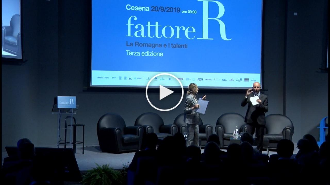fattore R - Integrale Evento