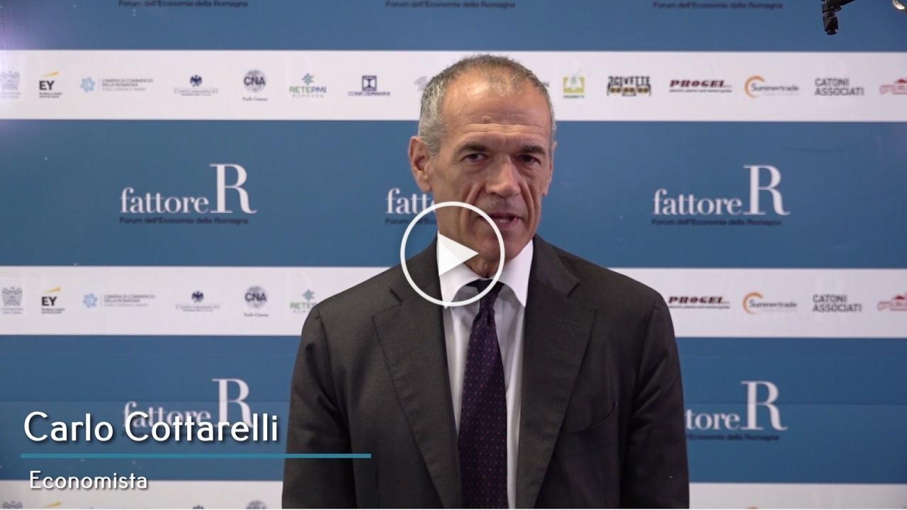 fattore R - Intervista a Carlo Cottarelli, Economista