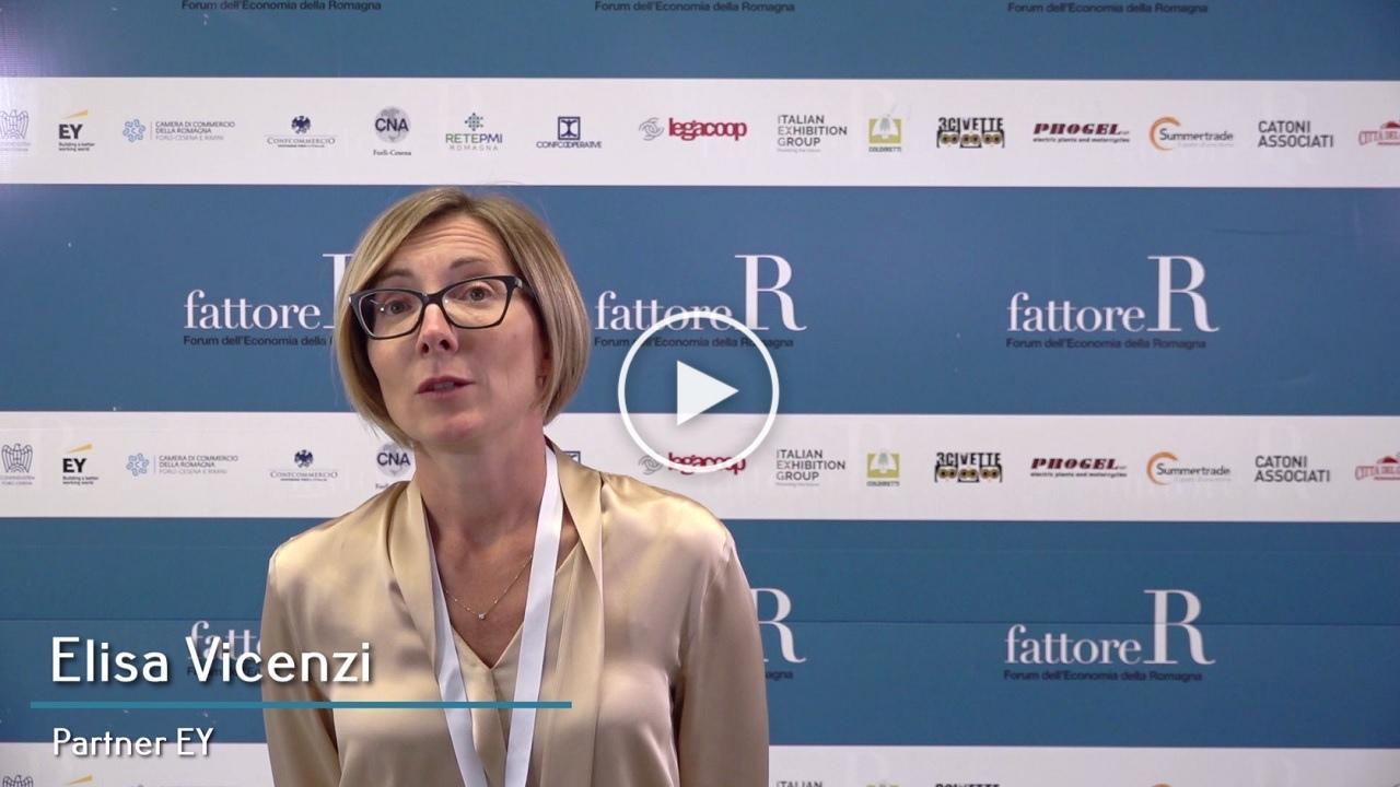 fattore R - Intervista a Elisa Vicenzi, Partner EY