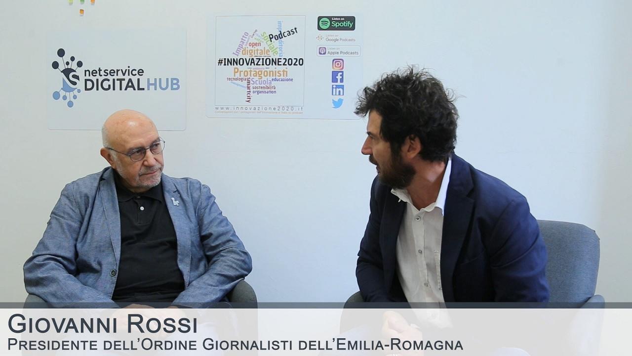 Net Service Digital Hub - Intervista a Giovanni Rossi