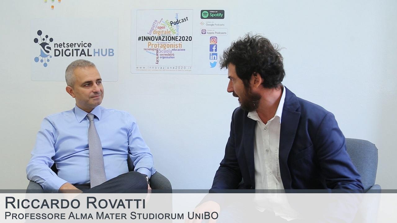 Net Service Digital Hub - Intervista a Riccardo Rovatti