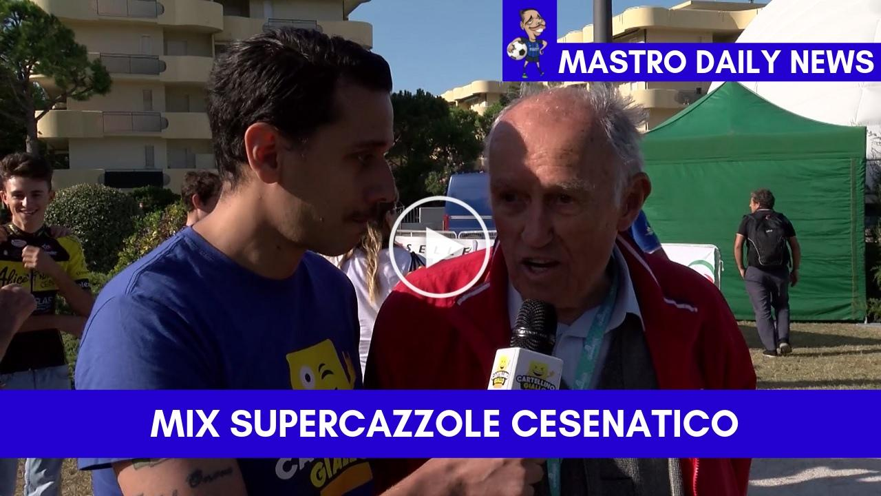 Mix supercazzole a Cesenatico