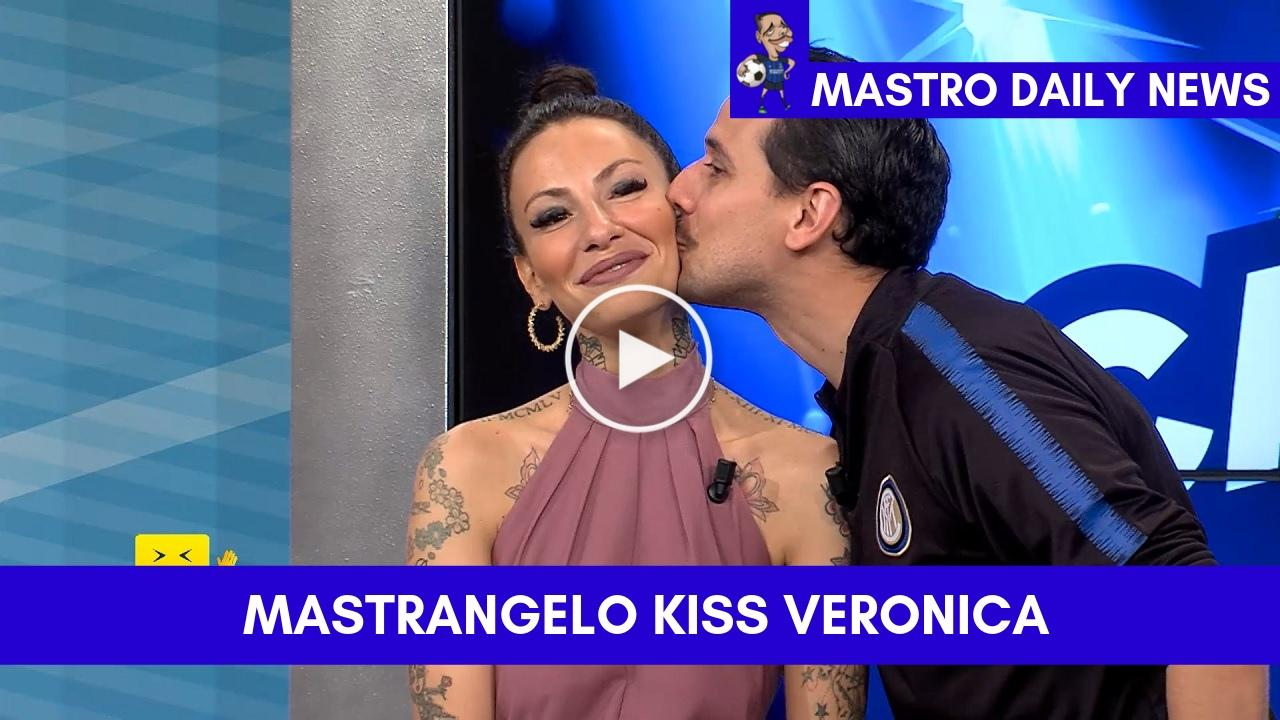 Matrangelo kiss Veronica