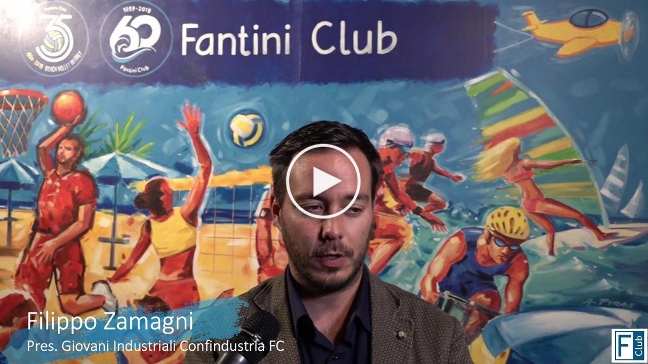 Premio Sportur 2019 - Intervista a Filippo Zamagni