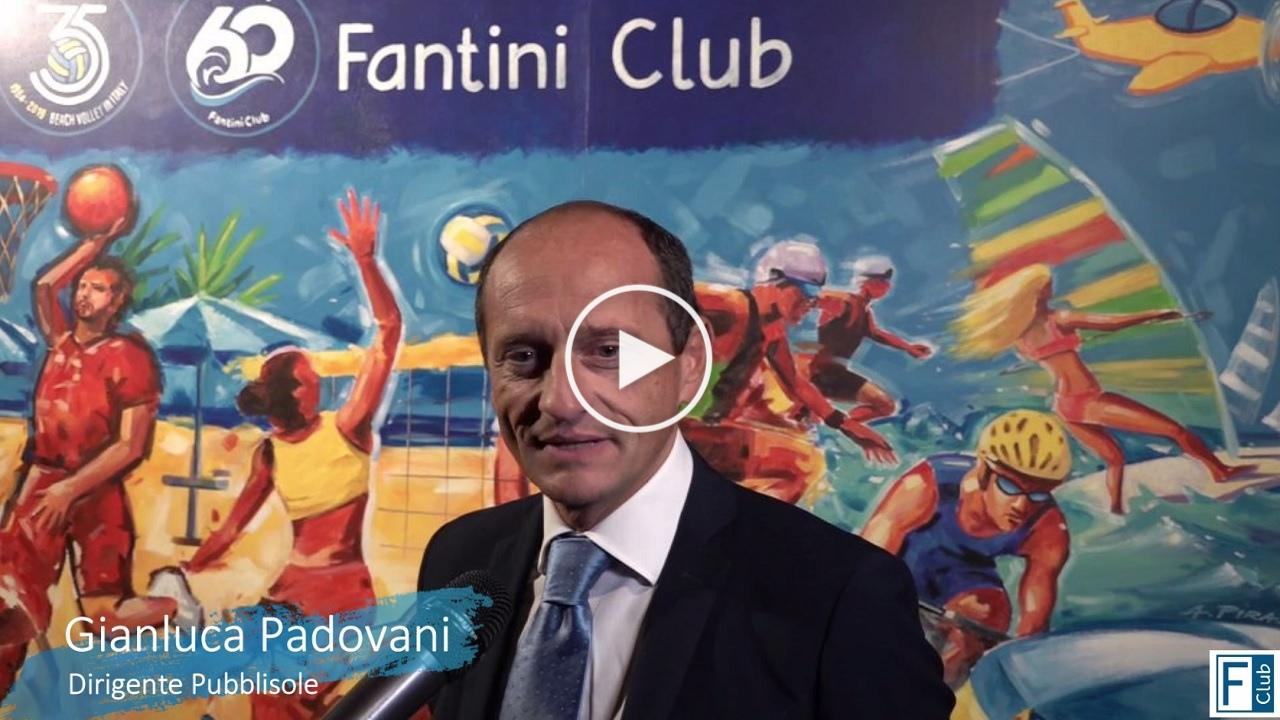 Premio Sportur 2019 - Intervista a Gianluca Padovani