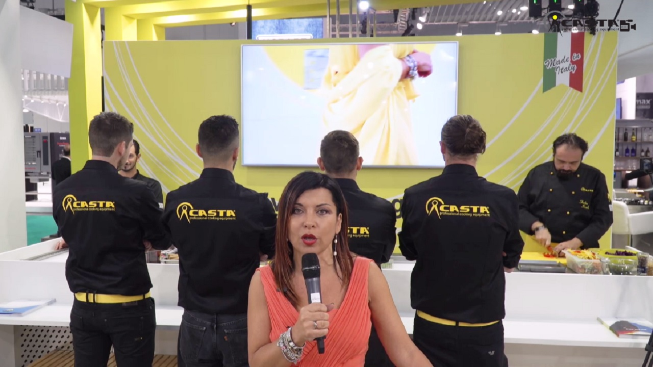 Casta Host Milano Day 3 - Video Daily 1