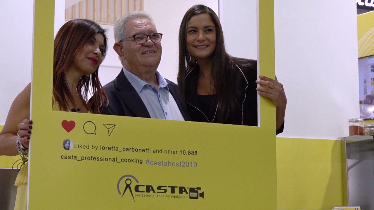 Casta Host MIlano 2019 Day 4 - Video Daily 2, Le nostre Macchine