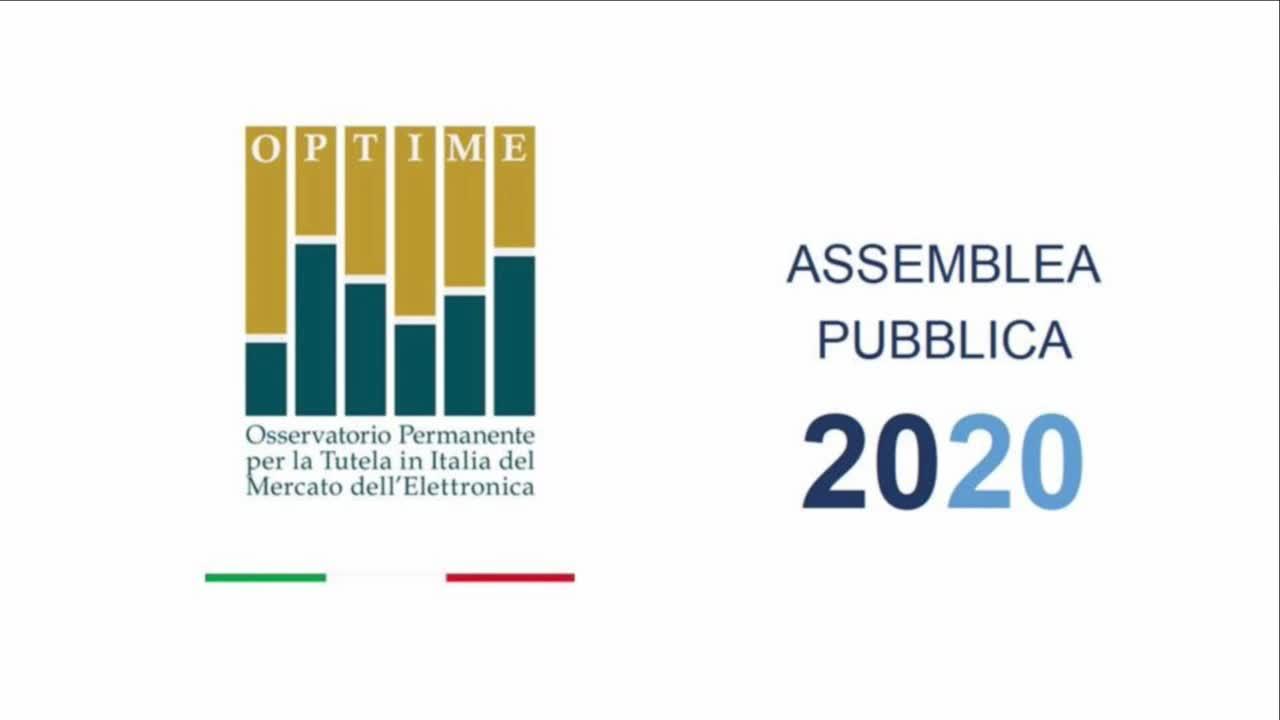 Assemblea Pubblica - Rapporto Optime 2020