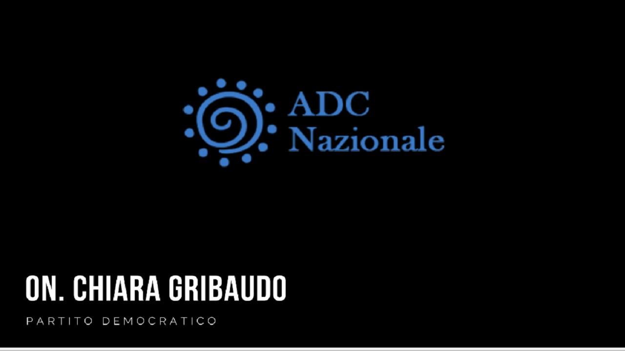 Intervista all'Onorevole Chiara Gribaudo -Partito Democratico-
