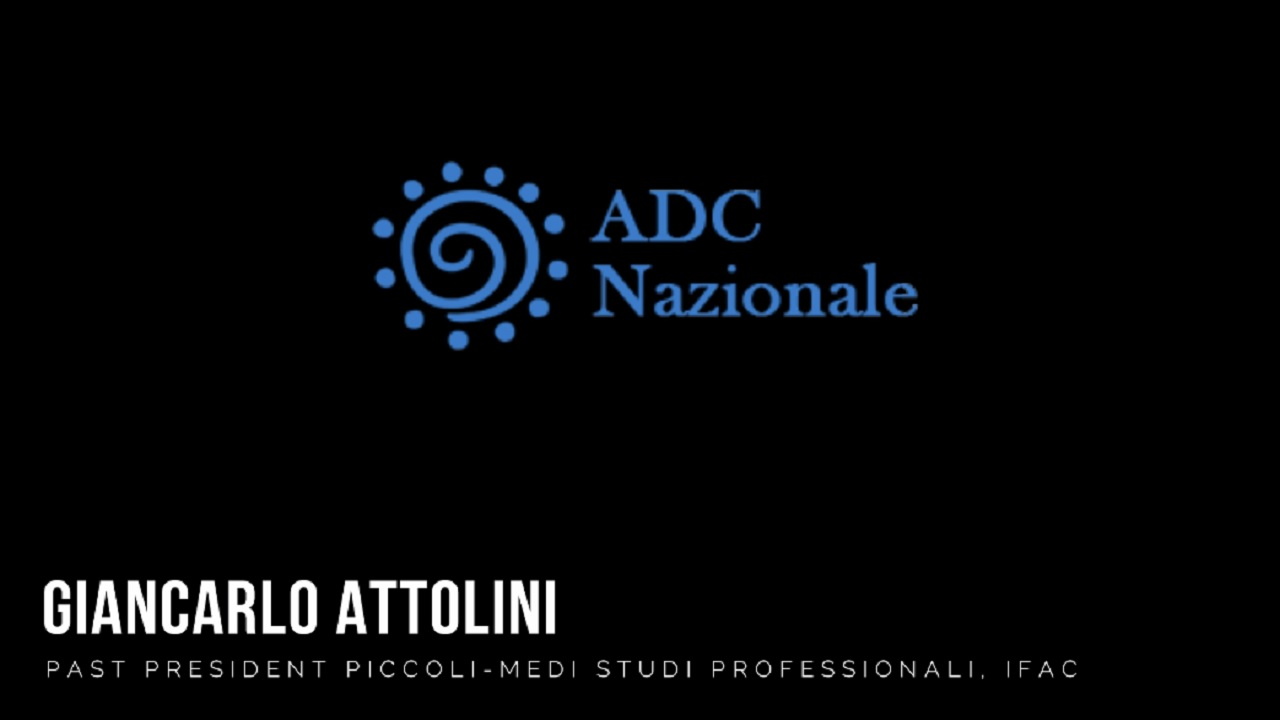 Intervista a Giancarlo Attolini -IFAC Past President Small and Medium Practices Committee-