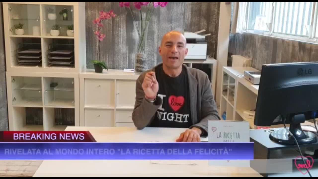 Luciano Mancini - Il TG della Felicità 2