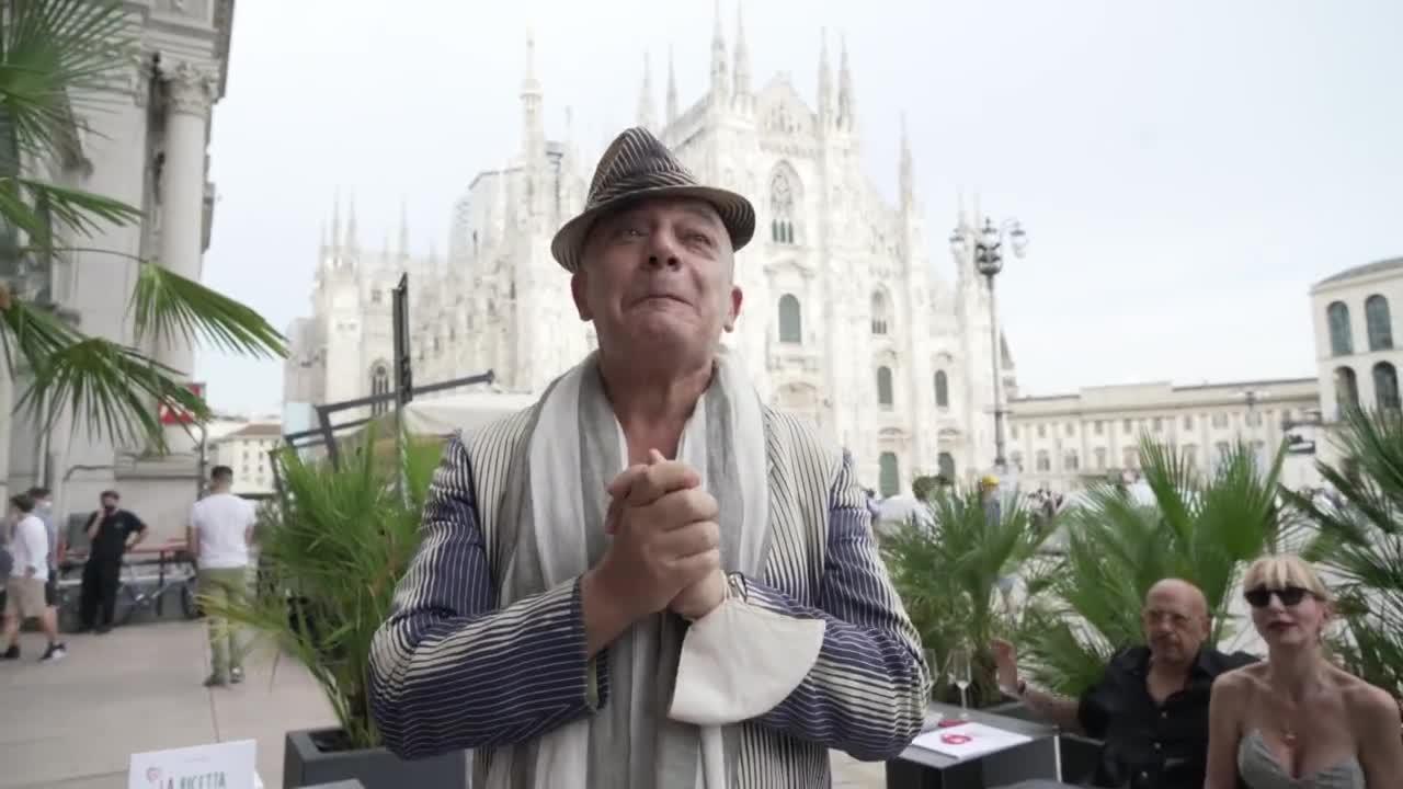 Luciano Mancini - Presentazione Tour