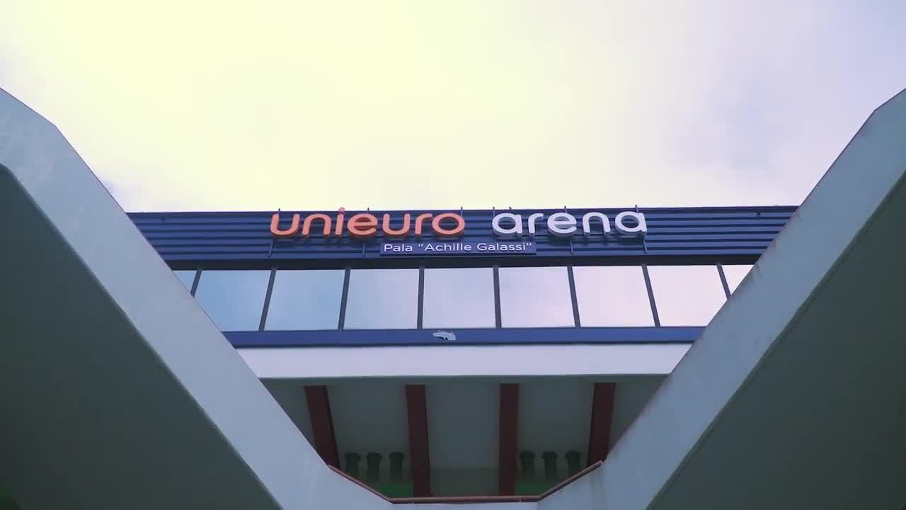 Il Film della Partita - Unieuro Forlì - Derthona Basket