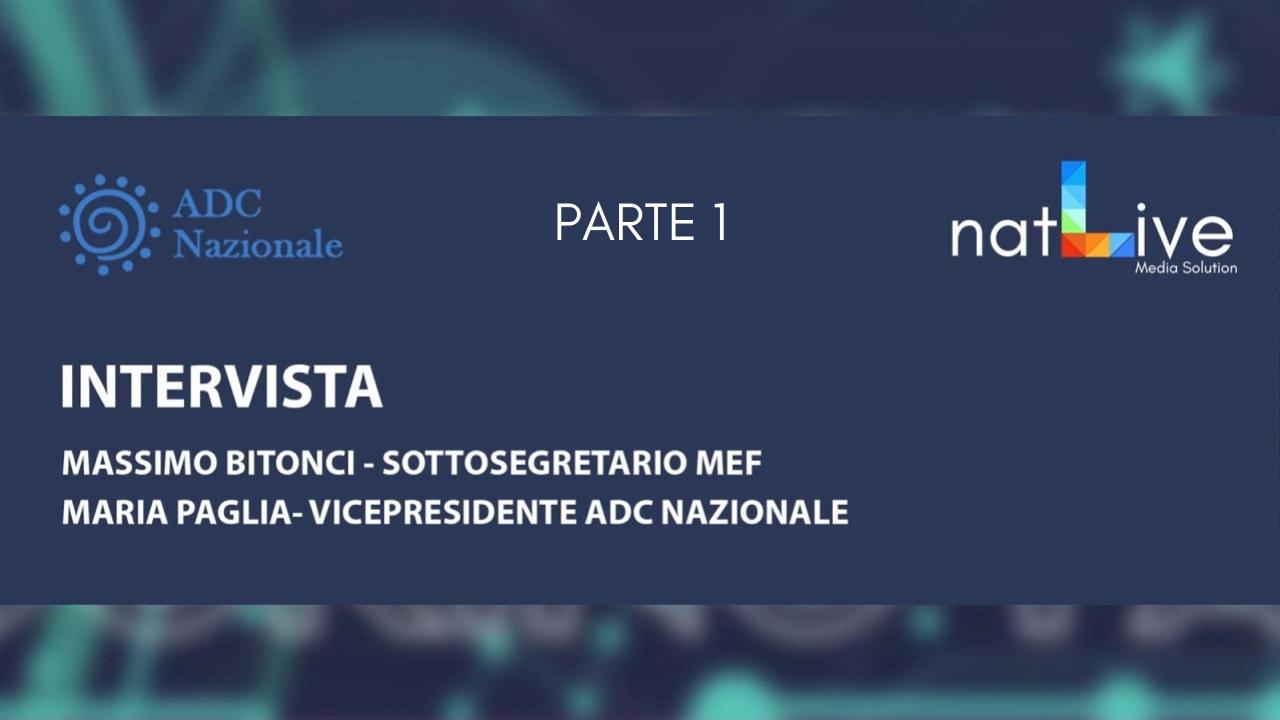 Intervento dell'Onorevole Massimo Bitonci -Parte 1-