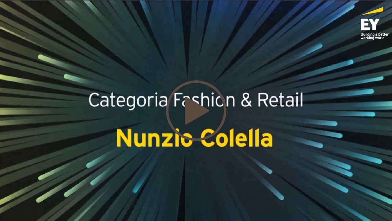 EY -Imprenditore dell'anno 2018 (EOY)- Nunzio Colella- Categoria Fashion & Retail-