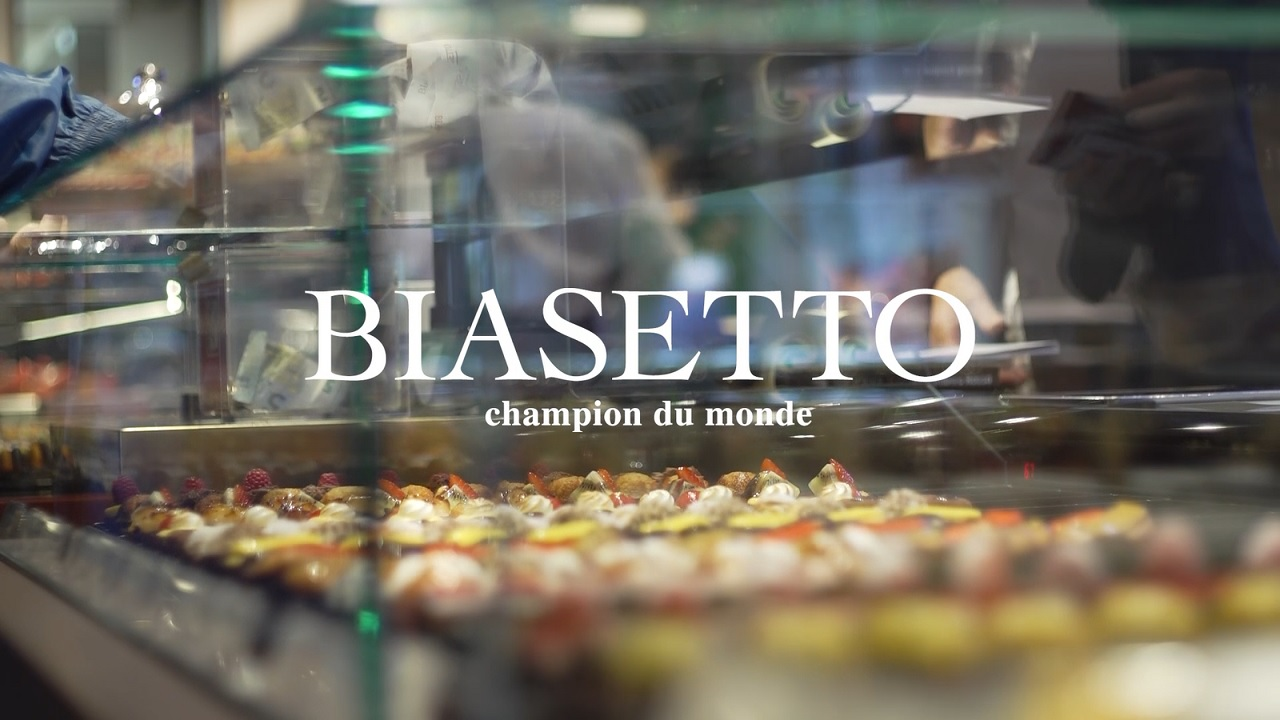 Luigi Biasetto -Champion du Monde-