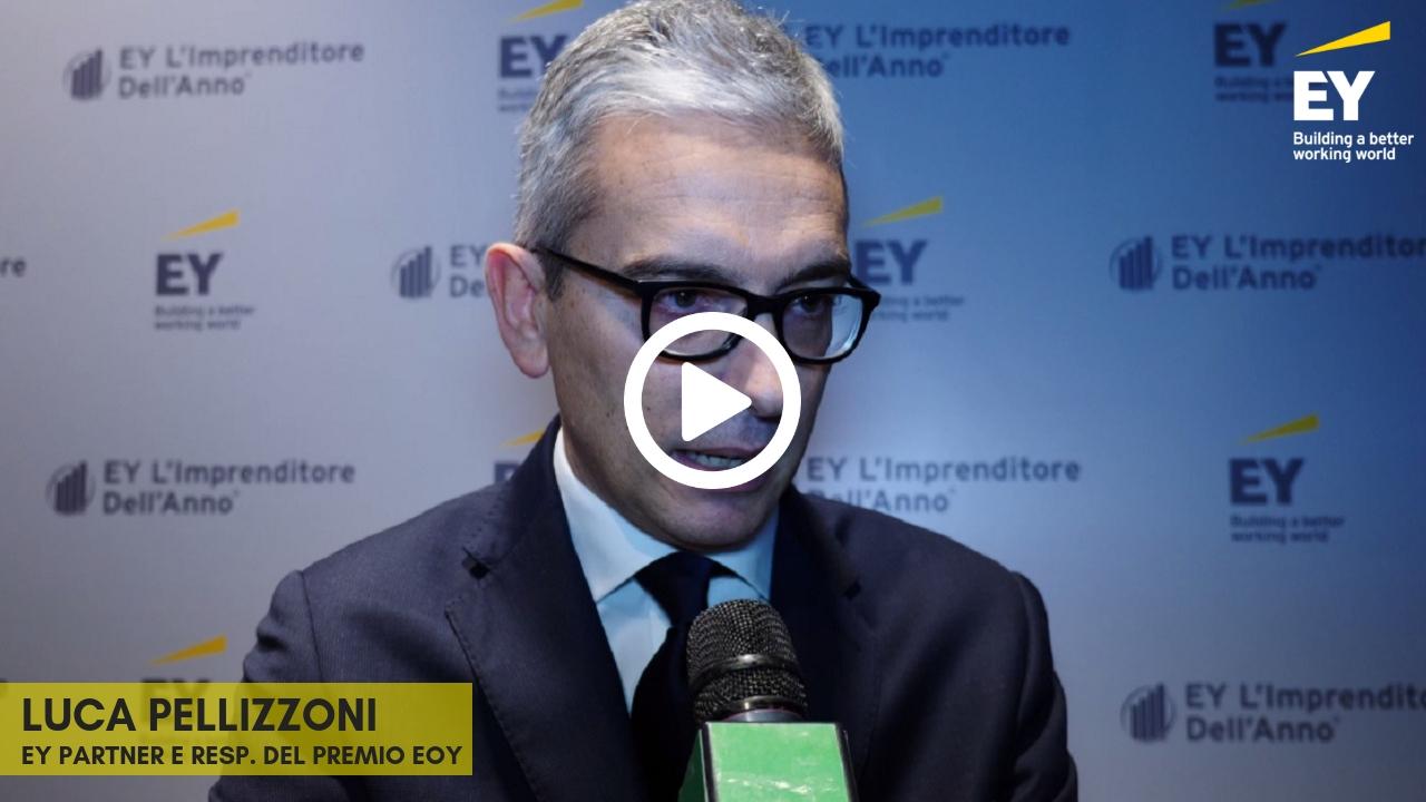 EY -Imprenditore dell'anno 2018 (EOY)- Intervista a Luca Pellizzoni
