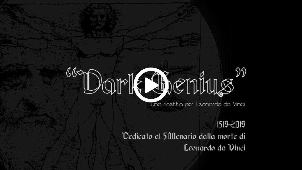 Dark Genius -Una ricetta per Leonardo Da Vinci-