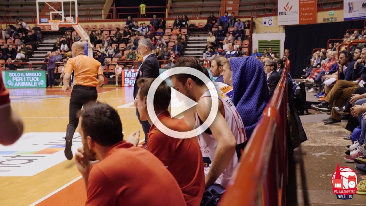 UNIEURO FORLì Vs KLEB BASKET FERRARA -Ready for 2nd Half!-