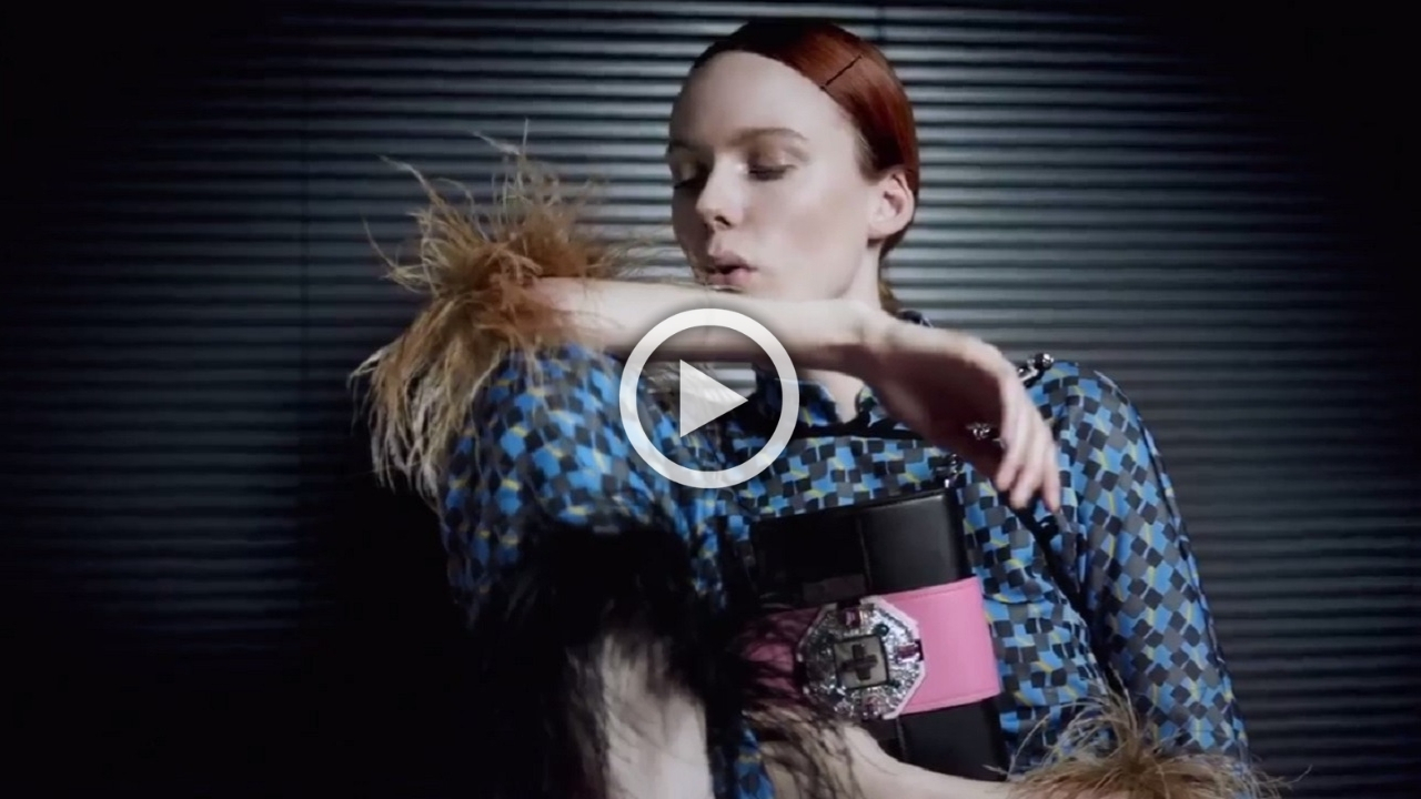 Premier Models -Prada-