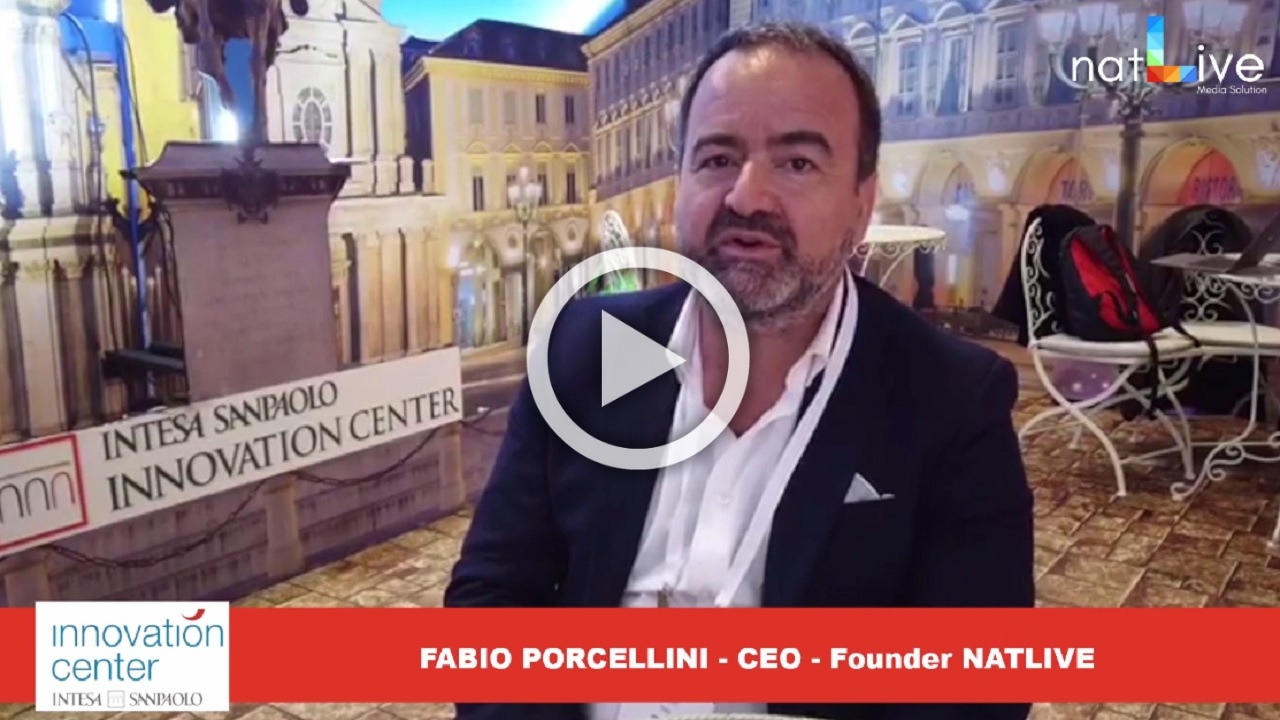 Innovation Tour Israel 2019 - Intervista a Fabio Porcellini