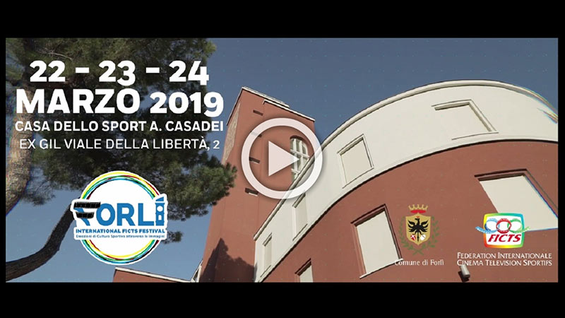 Forlì International FICTS Festival -Cantiere dello Sport-