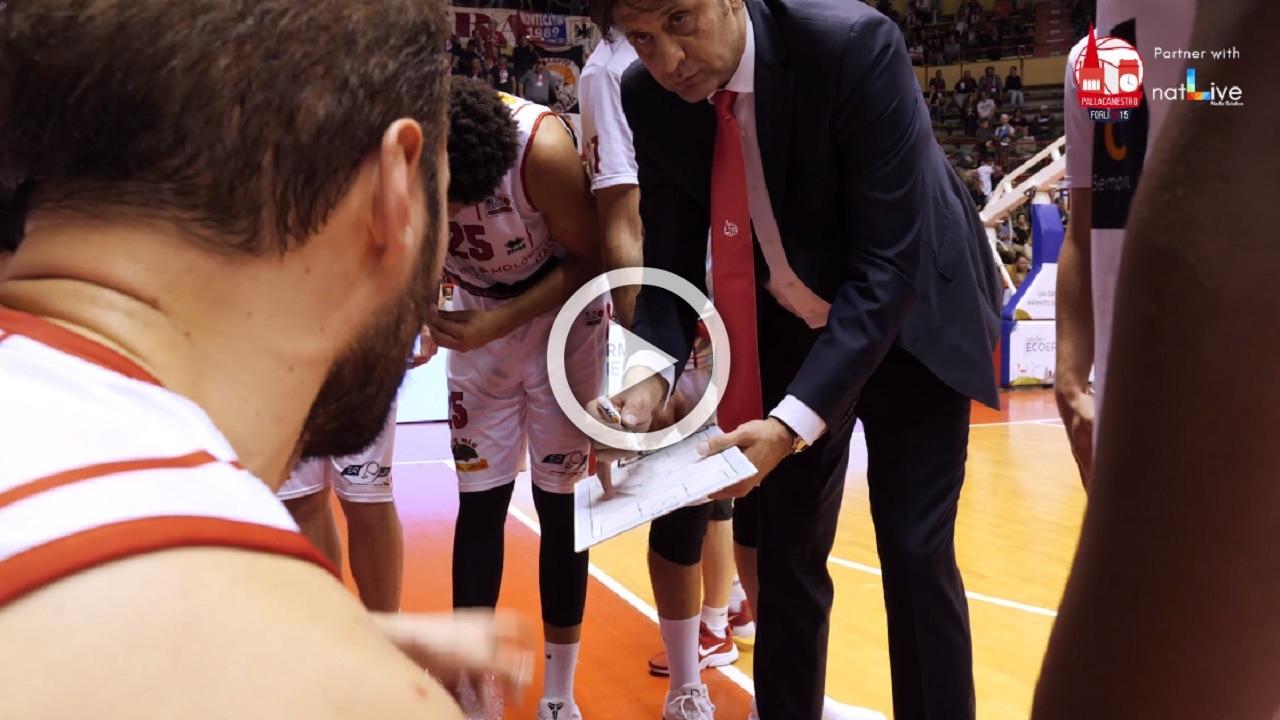 Unieuro Forli - Treviso Basket -Domenica 24 Marzo 2019-