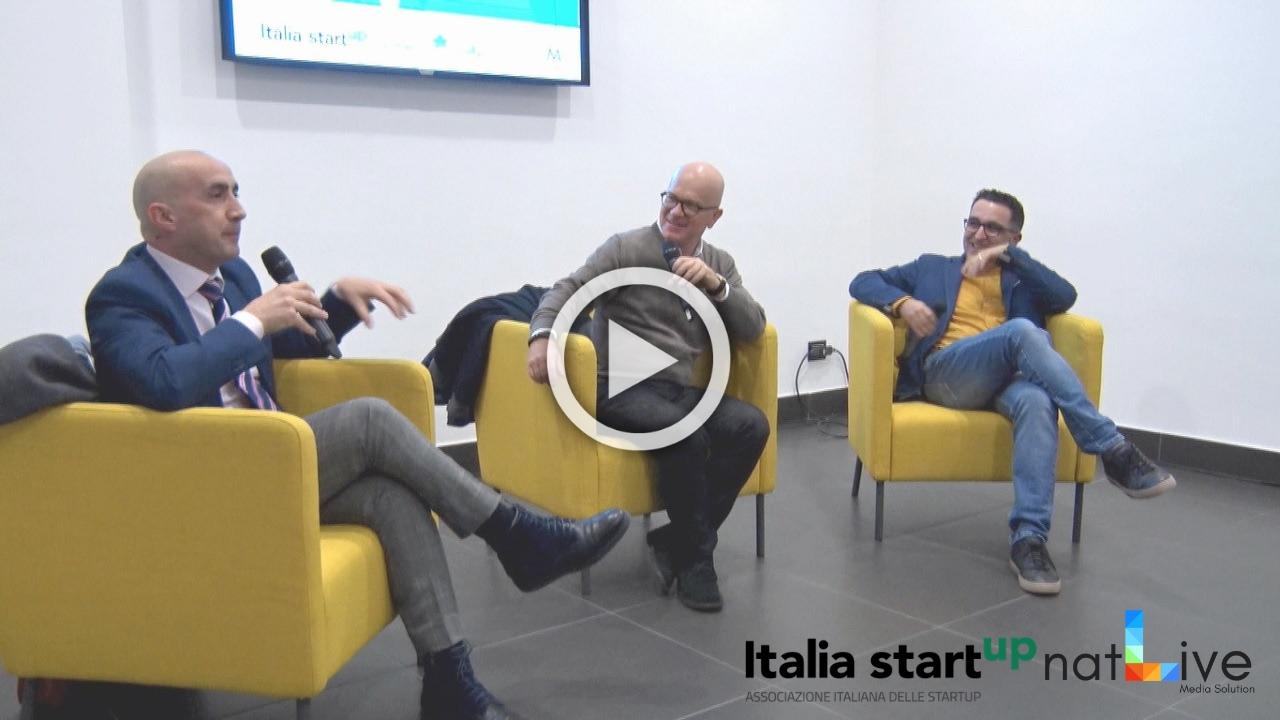 1^ Tappa de 'Il Salotto di Italia Startup'