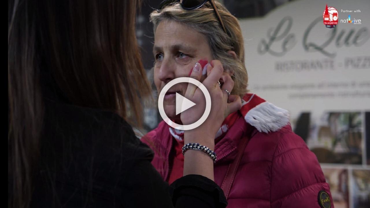 Unieuro Forlì - Fortitudo Bologna - Ci siamo Biancorossi!-