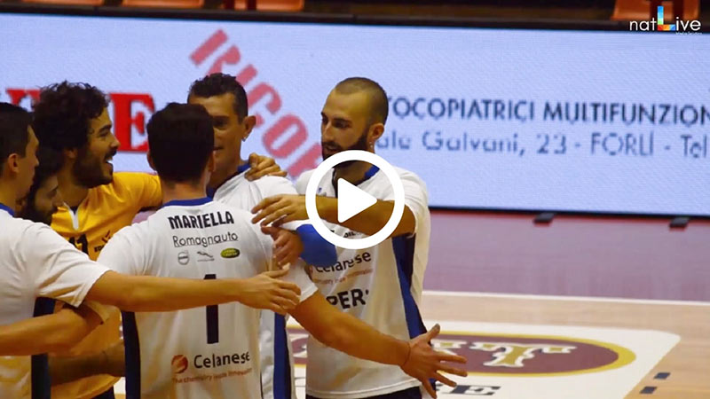Celanese Volley Forlì 2018/2019