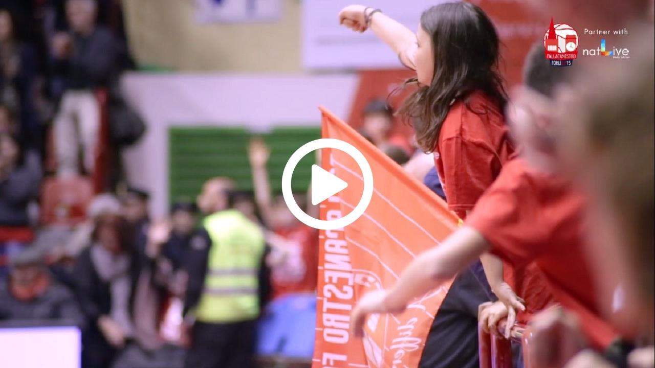Unieuro Forlì - NPC Rieti -Highlights Gara 4-