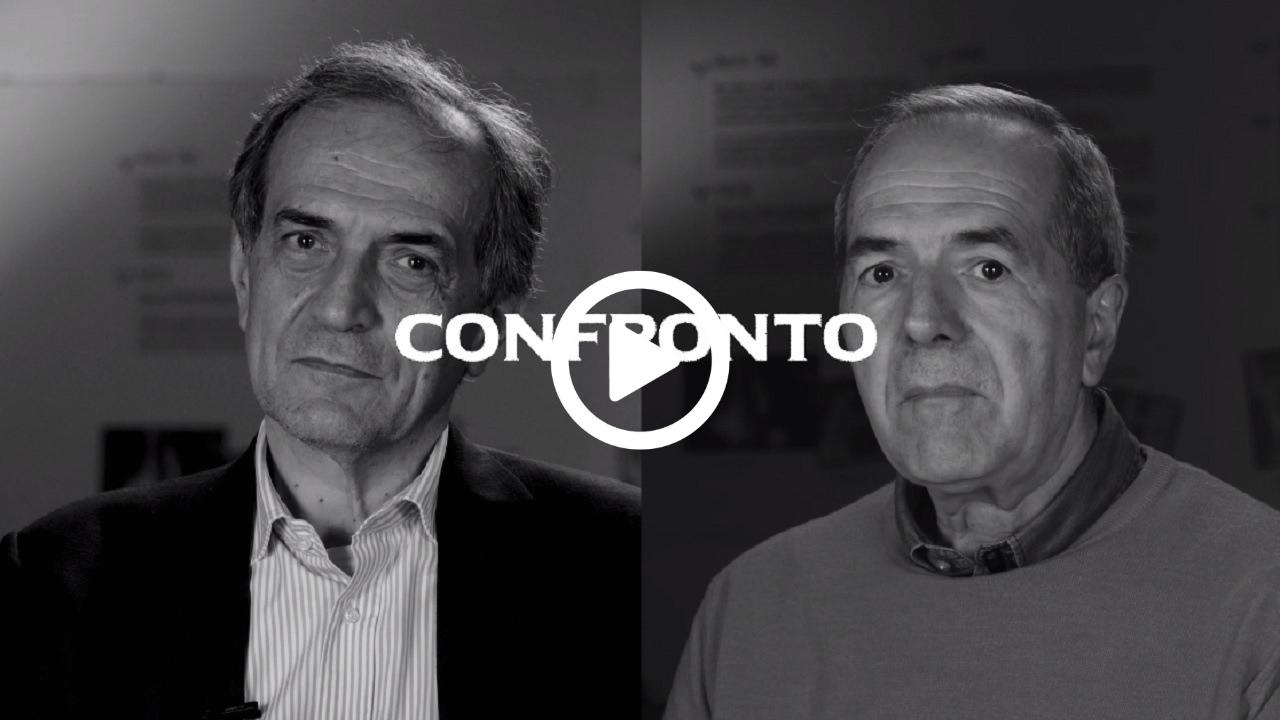 Elezioni Amministrative Forlì 2019 -Confronto tra i Candidati Gianluca Zattini e Giorgio Calderoni - Appello al Voto -