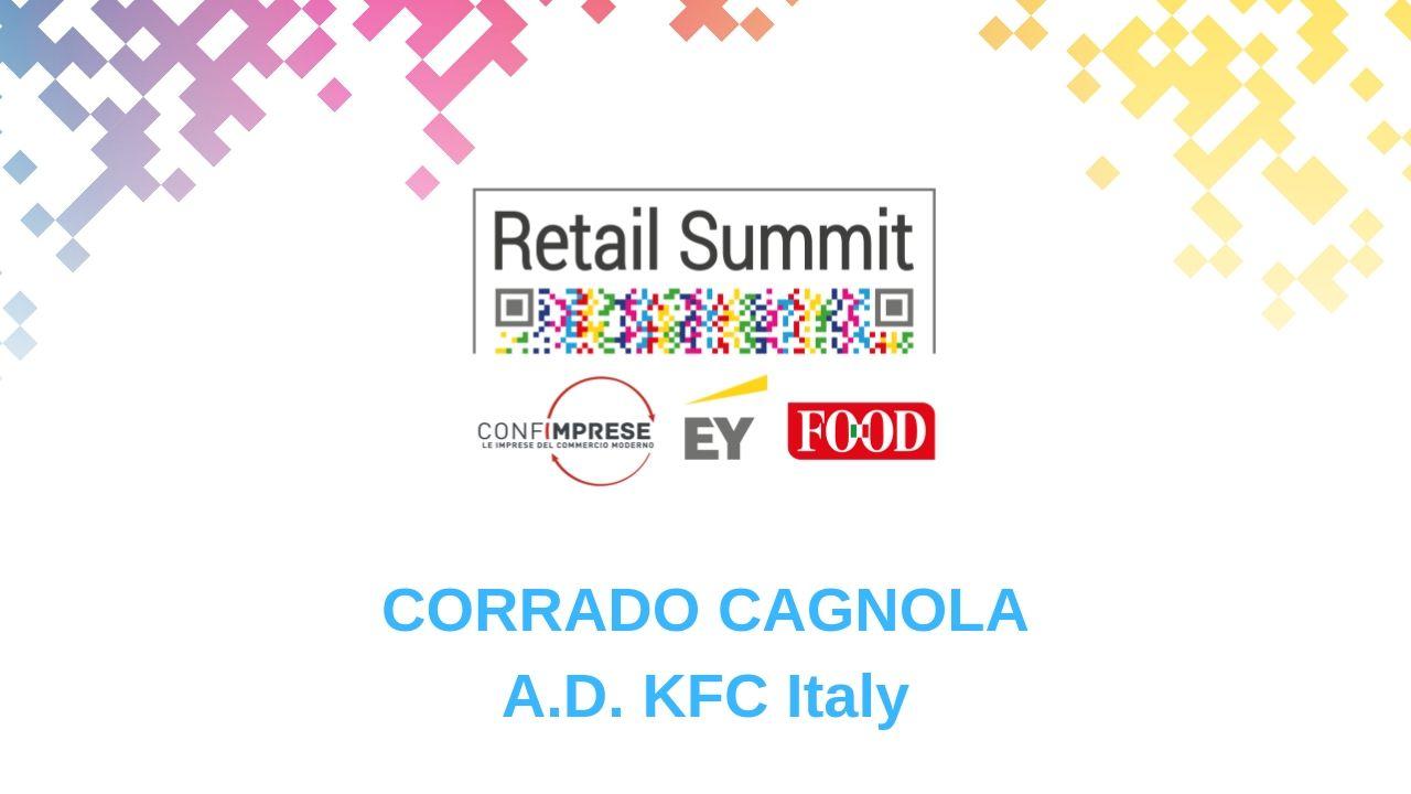 Retail Summit Stresa 2019 -Intervista a Corrado Cagnola-