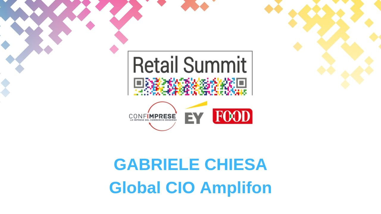 Retail Summit Stresa 2019 -Intervista a Gabriele Chiesa-