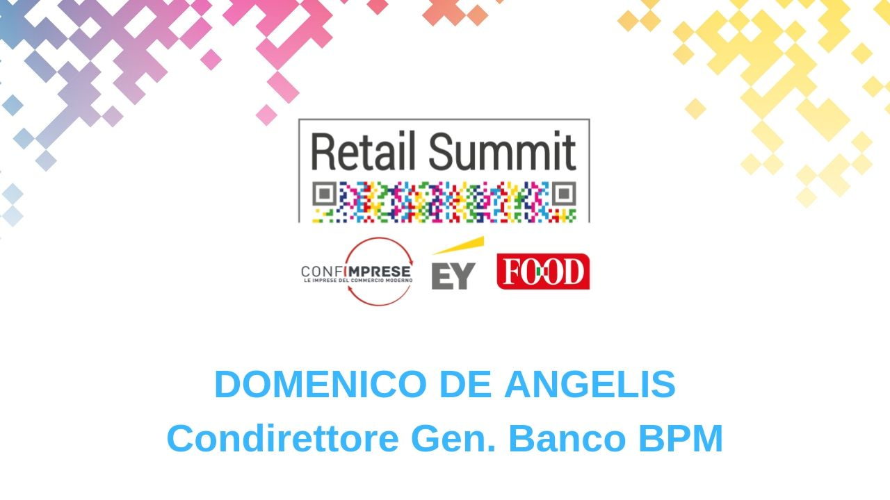 Retail Summit Stresa 2019 -Intervista a Domenico De Angelis-