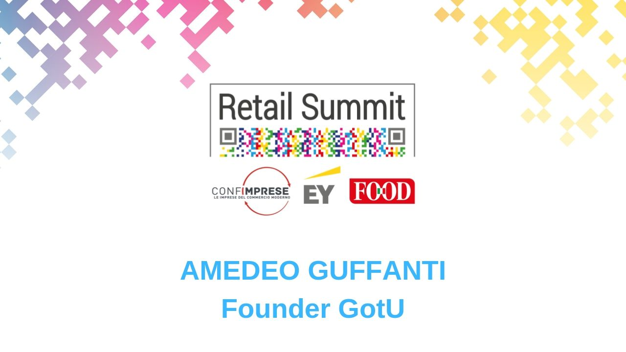 Retail Summit Stresa 2019 -Intervista a Amedeo Guffanti-
