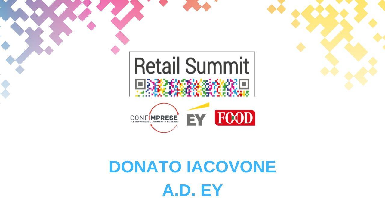 Retail Summit Stresa 2019 -Intervista a Donato Iacovone-