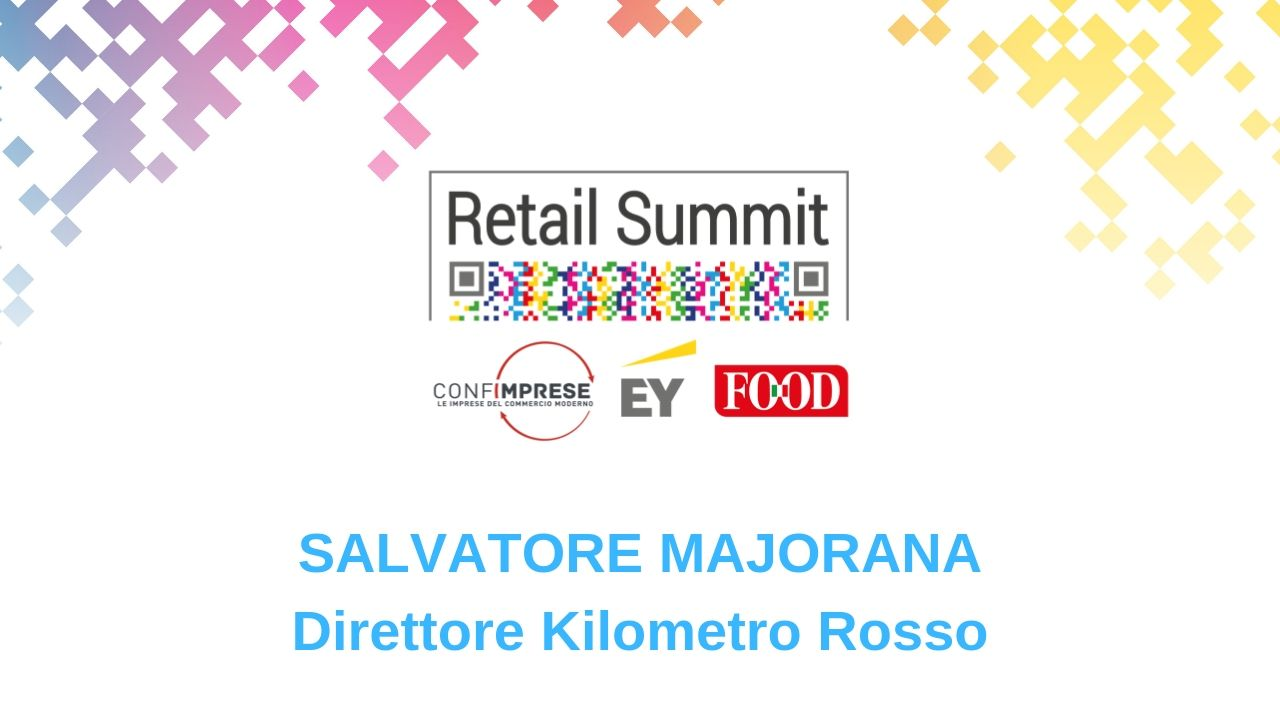 Retail Summit Stresa 2019 -Intervista a Salvatore Majorana-