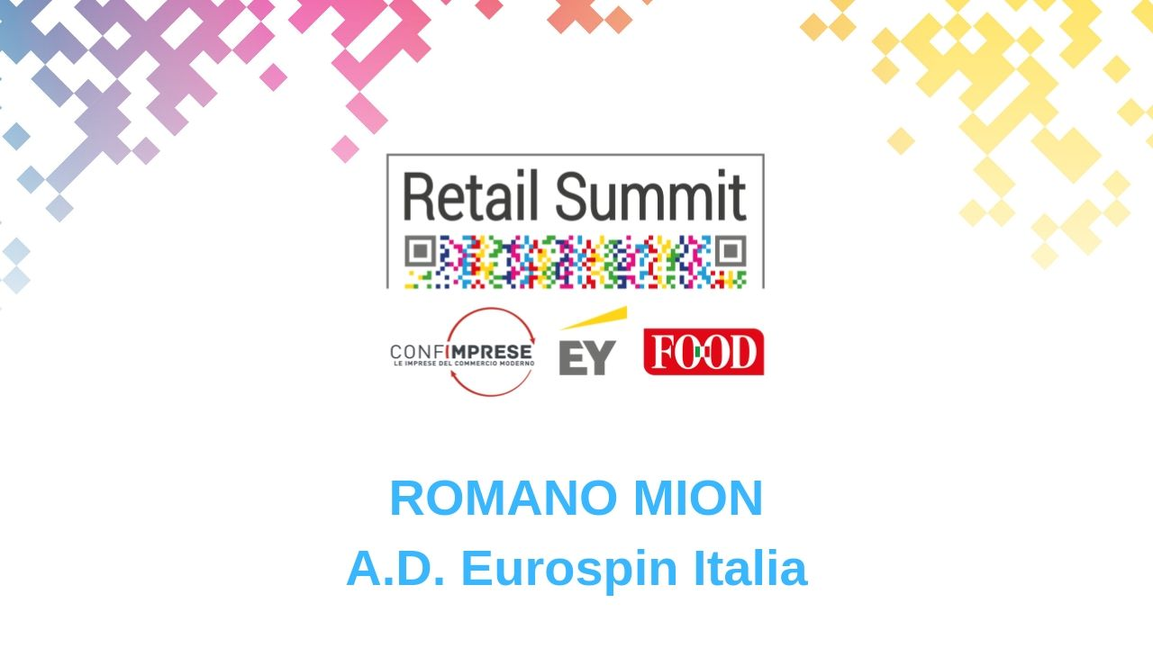 Retail Summit Stresa 2019 -Intervista a Romano Mion-