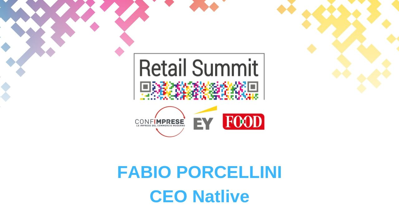 Retail Summit Stresa 2019 -Intervista a Fabio Porcellini-