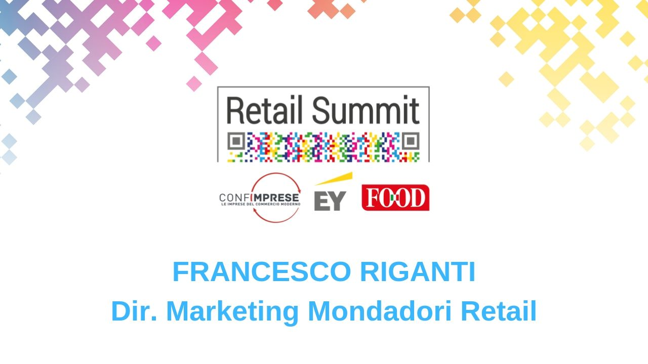 Retail Summit Stresa 2019 -Intervista a Francesco Riganti-