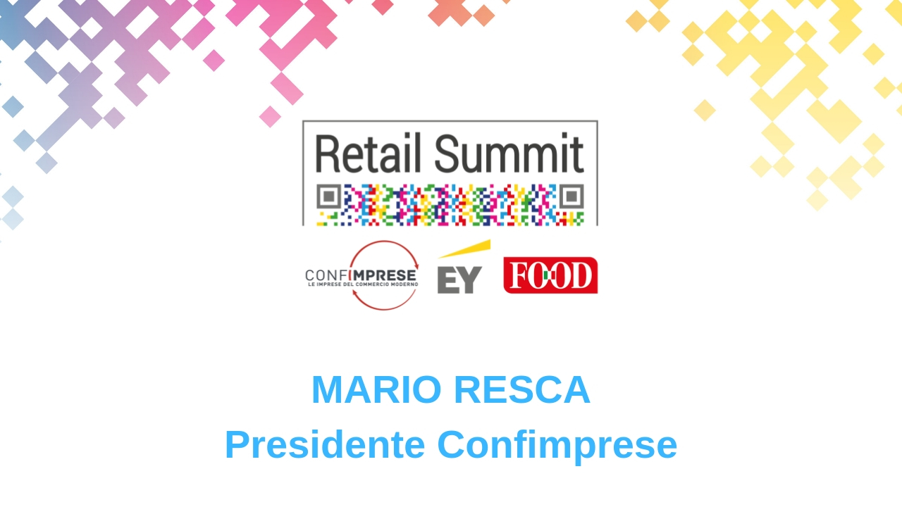Retail Summit Stresa 2019 -Intervista a Mario Resca-