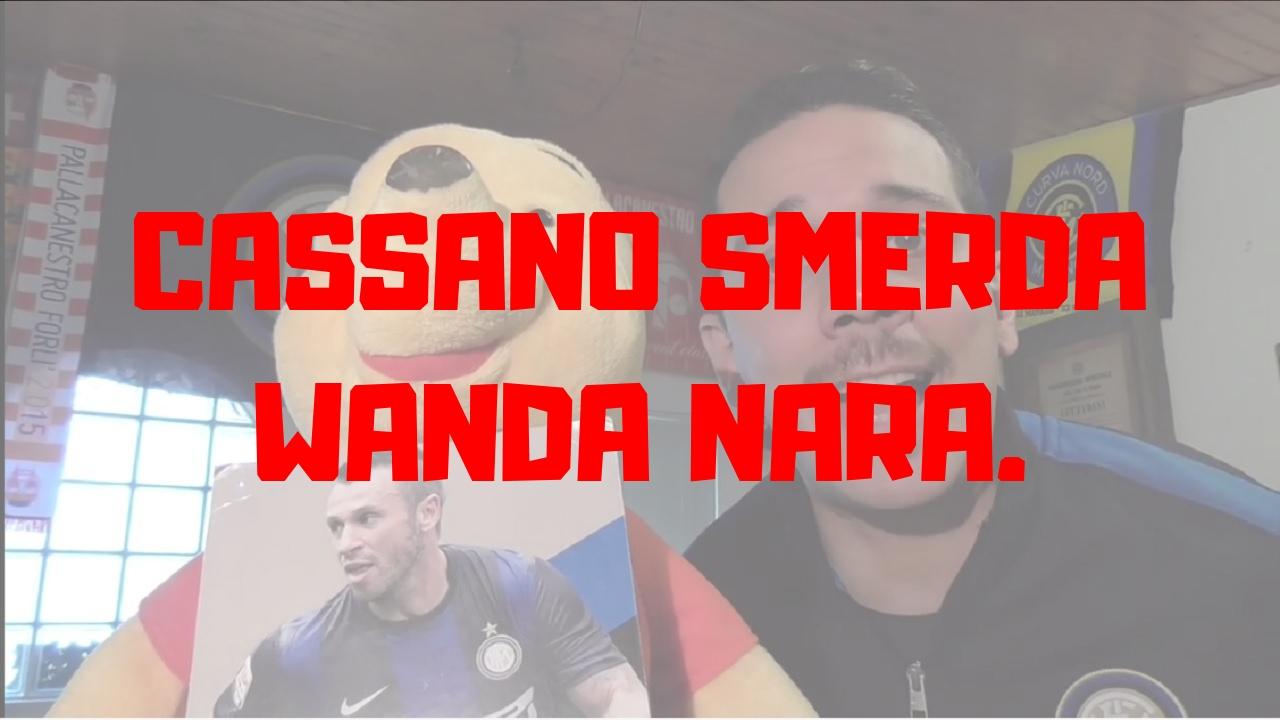 Antonio Cassano Vs Wanda Nara -Gli interisti hanno scelto con chi stare!-
